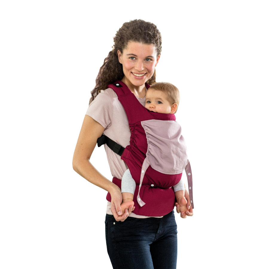 AMAZONAS Baby Trage Smart Carrier Bordeaux