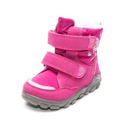 Lurchi Girl s Stivali per bambini fucsia (medio)