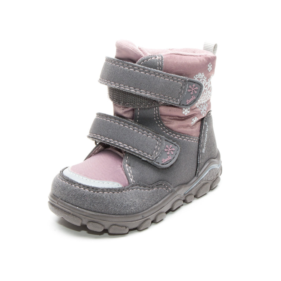 Lurchi Girls Kinderstiefel steel old pink (mittel)