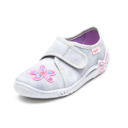 superfit Girl s slipper Belinda smoke kombi