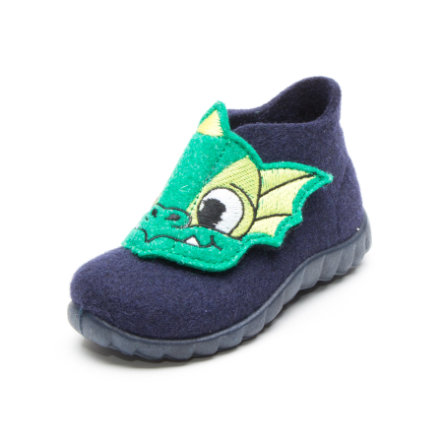 superfit Boys Zapatilla Happy Dragon ocean kombi