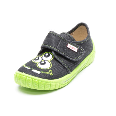 superfit Boys Slipper Bill Monster zwart