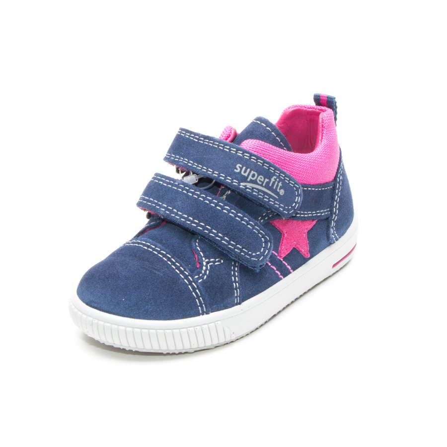 superfit Girls Halbschuh Moppy water multi (mittel)