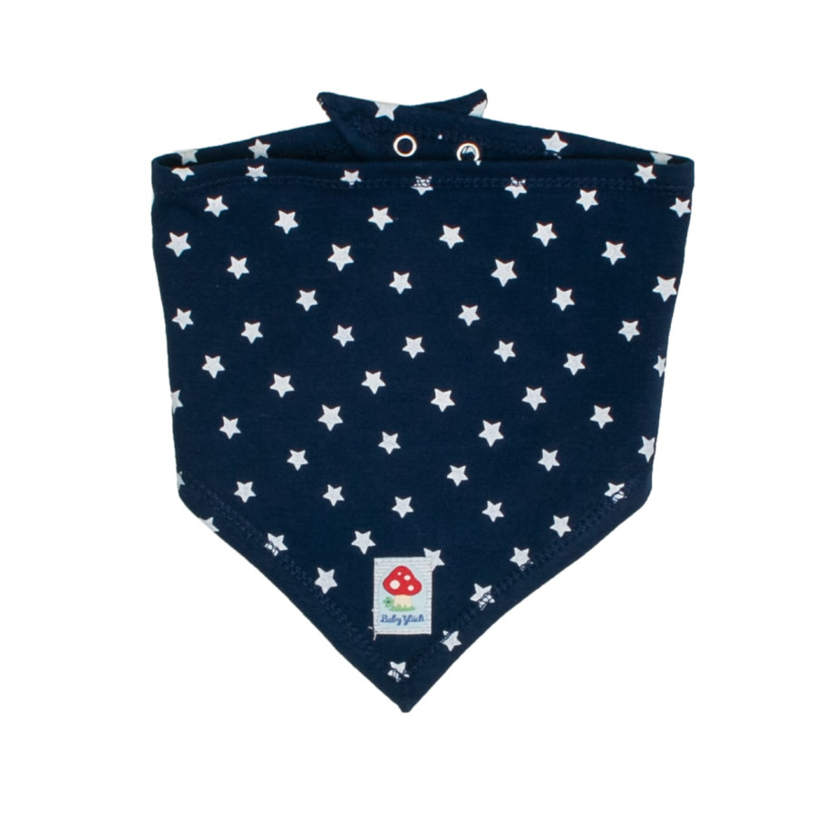 SALT AND PEPPER BabyGlück Dreieckstuch navy blue
