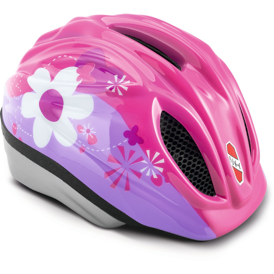 Puky cyklistická přilba PH 1 lovely pink velikost : S/M