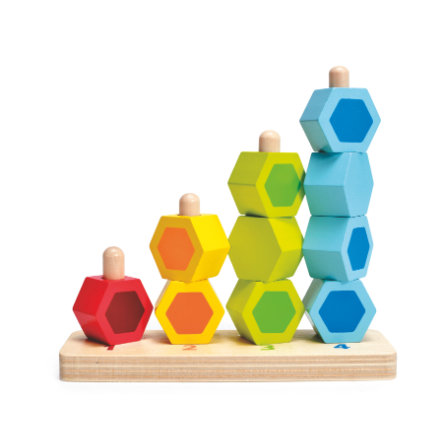 HAPE Counting and Stacking Game