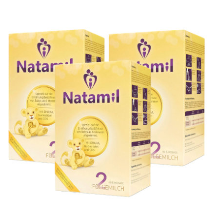 Natamil 2 Folgemilch 3 x 800 g