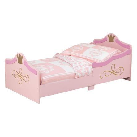 KidKraft® Lit tout-petits Princesse, rose