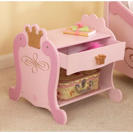 KidKraft® Nachttisch Prinzessin