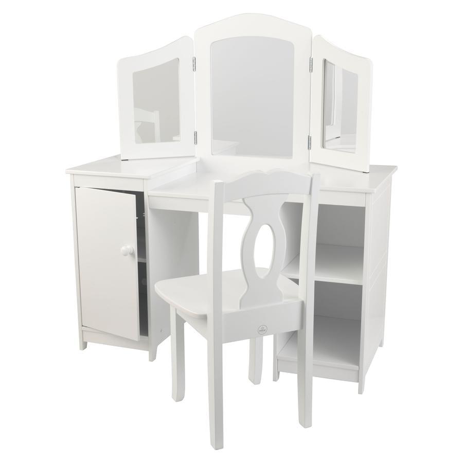 KidKraft® Luxus-Frisiertisch mit Stuhl
