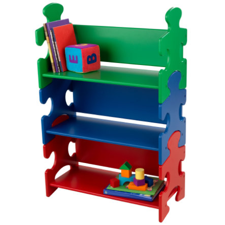 KidKraft® Bücherregal Puzzle Primary