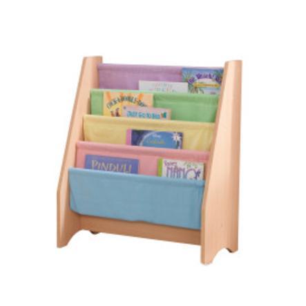KidKraft® regál se závěsnými oddíly, pastelové barvy