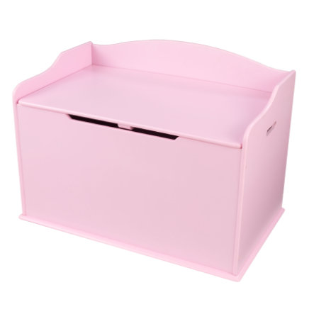 KidKraft® Ława ze skrzynią Austin, różowy