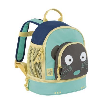 LÄSSIG 4Kids Mini Backpack Wildlife - Meerkat