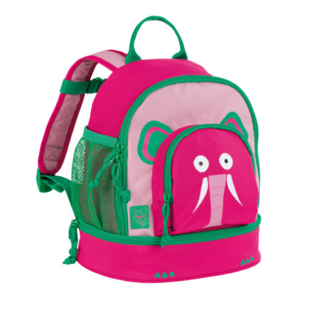 LÄSSIG 4Kids Mini Backpack Wildlife - Elephant