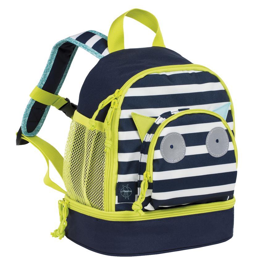 LÄSSIG 4Kids Medium Backpack Little Monsters - Bouncing Bob