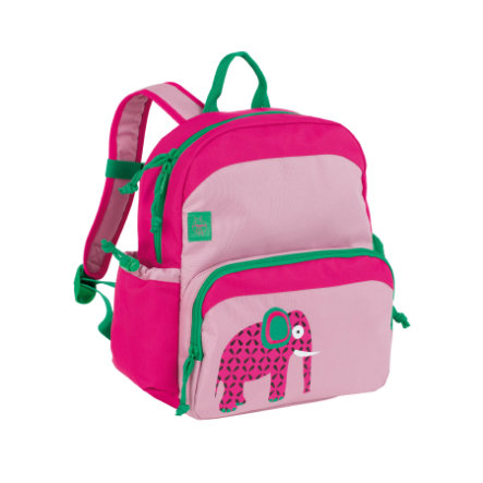 LÄSSIG 4Kids Medium Backpack Wildlife - Elephant