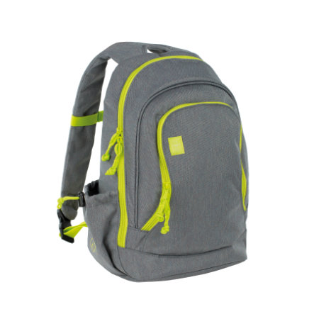 LÄSSIG 4Kids Big Backpack About Friends - mélange grey