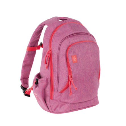 LÄSSIG 4Kids Big Backpack About Friends - mélange pink