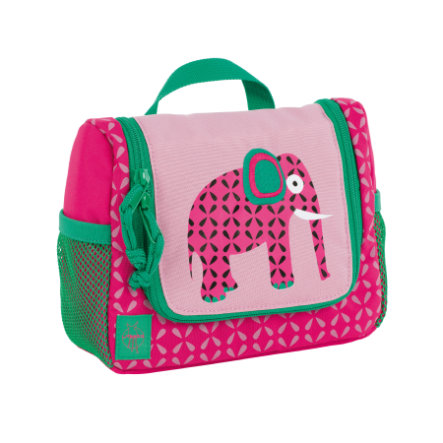 LÄSSIG 4Kids Mini Washbag Wildlife - Elephant