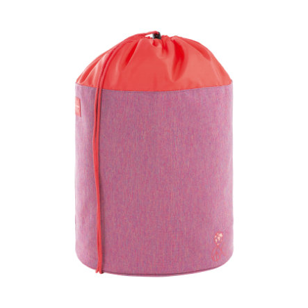 LÄSSIG 4Kids School Sportsbag About Friends - mélange pink