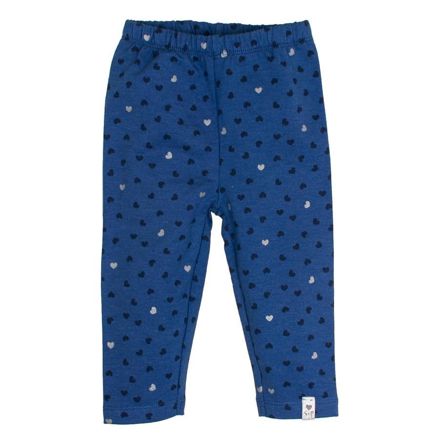 SALT AND PEPPER  Baby Leggings Härlig indigo blå