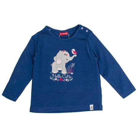 SALT AND PEPPER Langarmshirt Lovely Cutie indigo blue