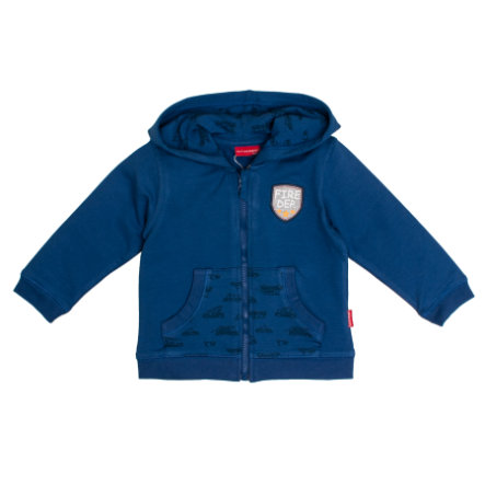 SALT AND PEPPER Boys Sweatjacke Fire Department strong blue