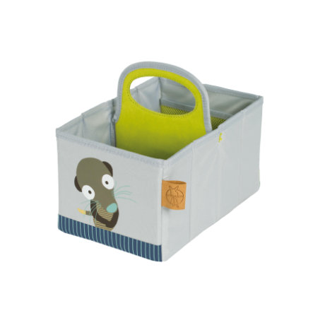 LÄSSIG 4Kids Nursery Caddy Wildlife - Stokstaartje