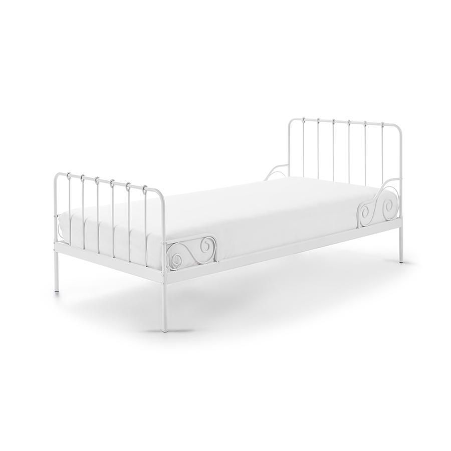 VIPACK Kovová postel Alice bílá