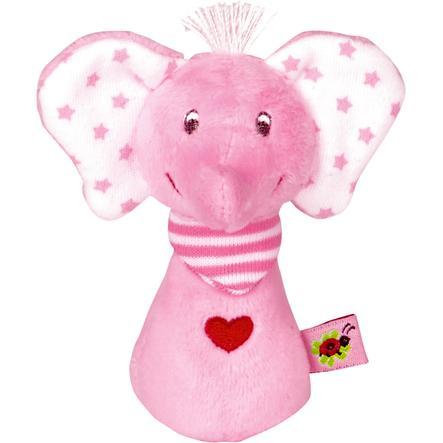 COPPENRATH Minirassel Elefant rose Baby bonheur