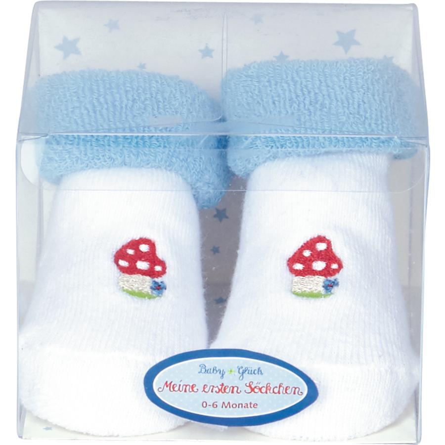 COPPENRATH Dětské ponožky světle modrá, jedna velikost BabyGlück