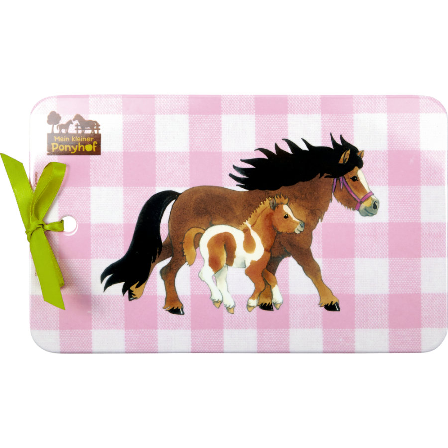 COPPENRATH Frukostbricka - Min lilla hästgård