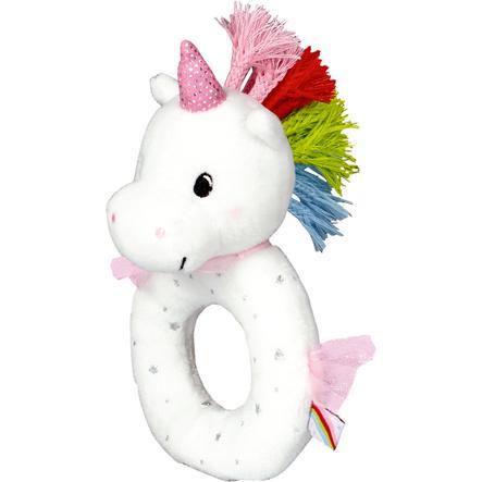 COPPENRATH Anello sonaglio Unicorno portafortuna
