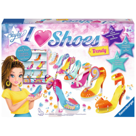 Ravensburger - I love Shoes: Trendy