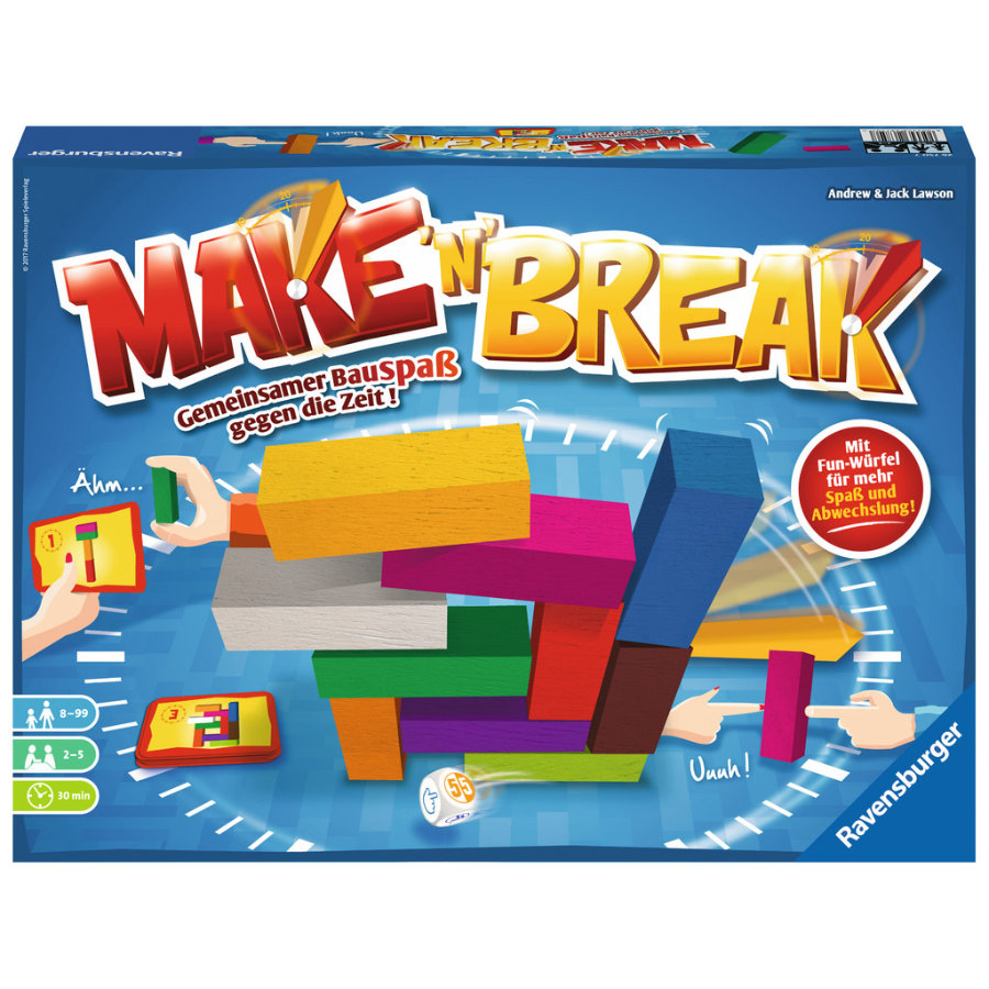 Ravensburger Spiel - Make 'n' Break