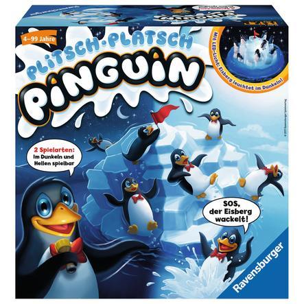 Ravensburger Kinderspiel - Plitsch-Platsch Pinguine