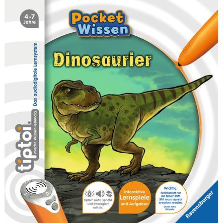 Ravensburger tiptoi® Pocket Wissen: Dinosaurier
