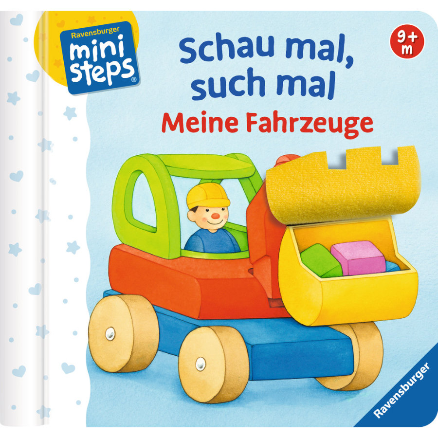 Ravensburger ministeps® - Schau mal, such mal: Meine Fahrzeuge