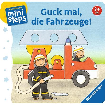 Ravensburger ministeps® - Guck mal, die Fahrzeuge!