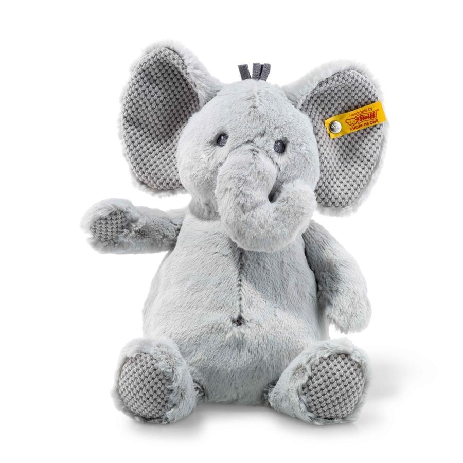STEIFF Soft Cuddly Friends - Ellie Elefantti, 28 cm