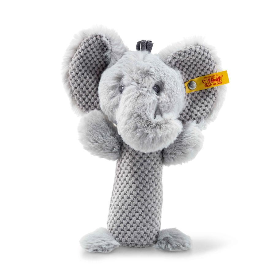 Steiff Soft Cuddly Friends Rassel Ellie Elefant 15 cm