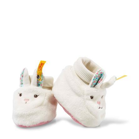 Steiff Blossom Babies Hase Schuhe 2-4 Monate