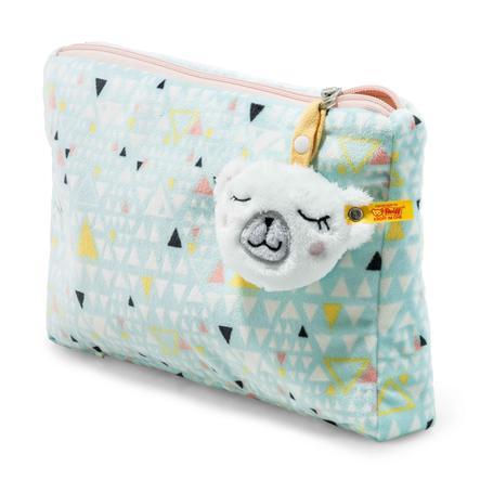 Steiff Soft Cuddly Friends Pochette per pannolini Orso polare Iggy 27 cm