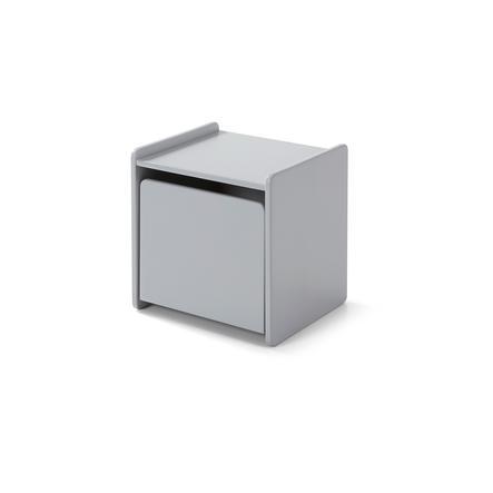 VIPACK noční stolek Kiddy šedý