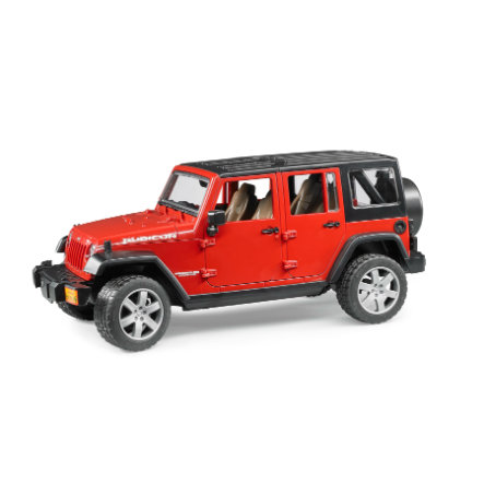 bruder® JEEP Wrangler Unlimited Rubicon 02525