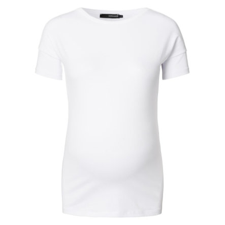 SUPERMOM T-Shirt Basic Plus Solid White