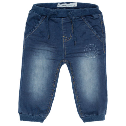 name it Jeans Bertil Regularny średnio-niebieski denim