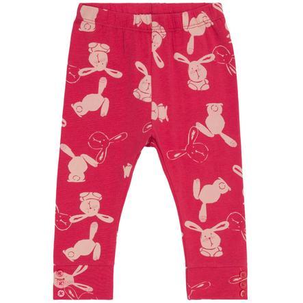 name it Girl Fekikki Leggings coniglietti color rosso