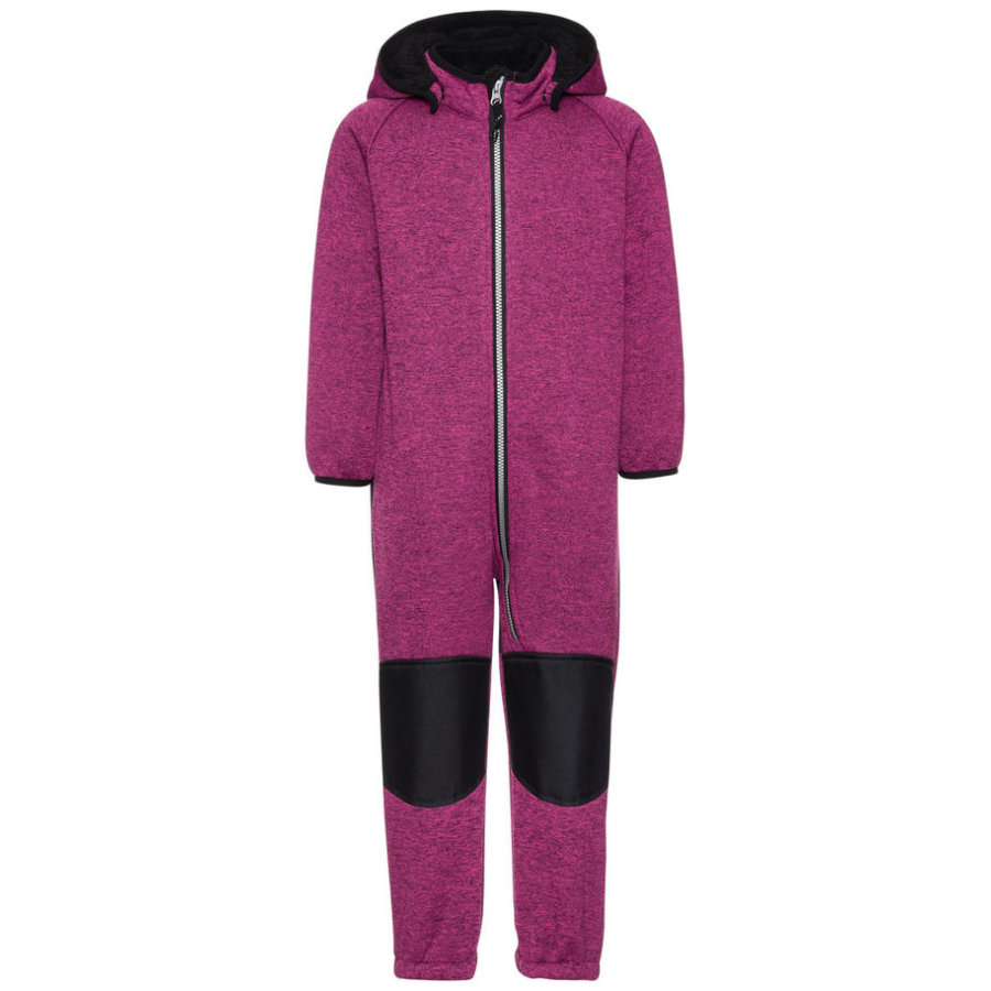 name it Girl s Soft shell suit beta festival fucsia
